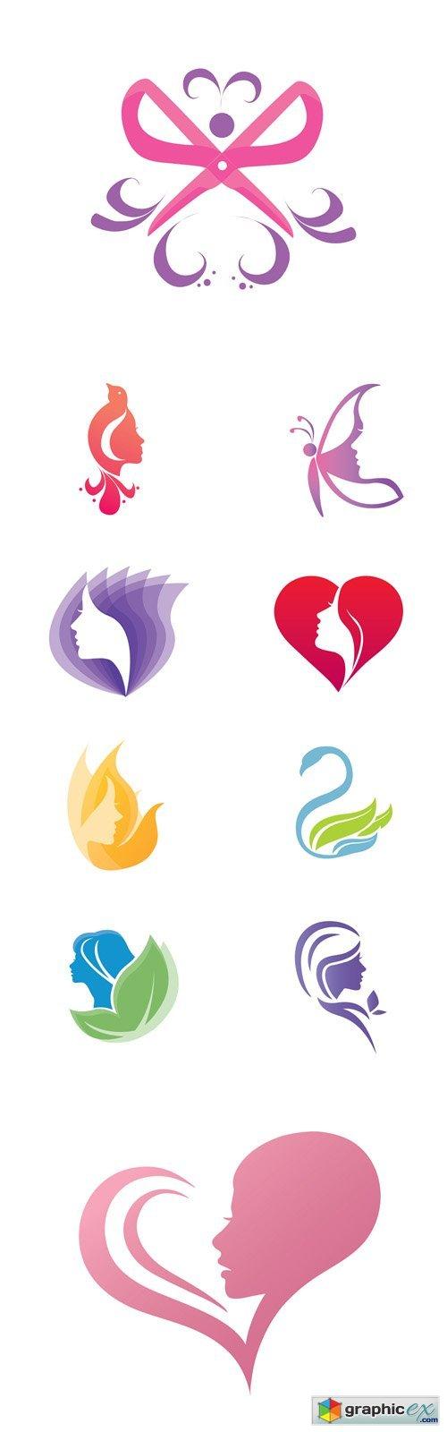 Natural Organic Beauty Logo