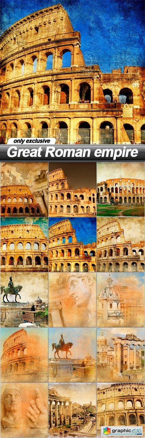 Great Roman empire - 15 UHQ JPEG