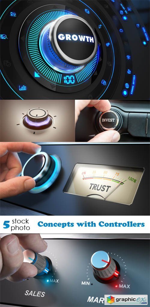 Photos - Concepts with Controllers