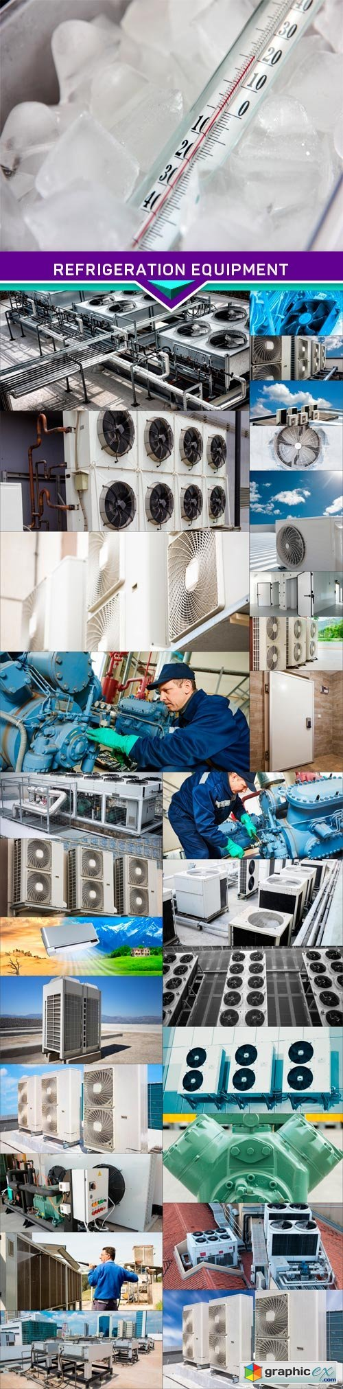Industrial refrigeration equipment and air conditioning systems 28X JPEG