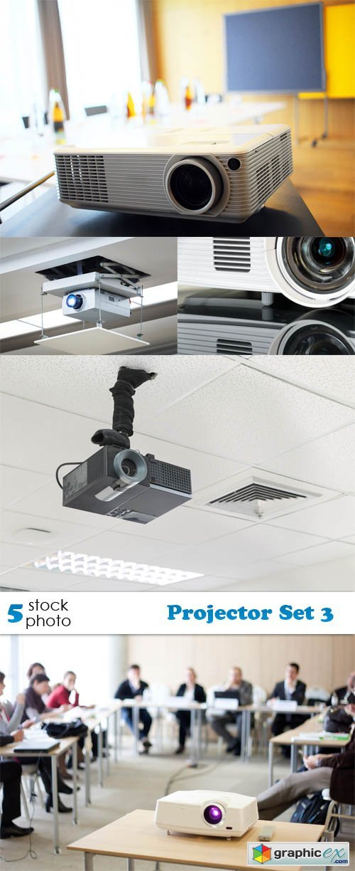 Photos - Projector Set 3