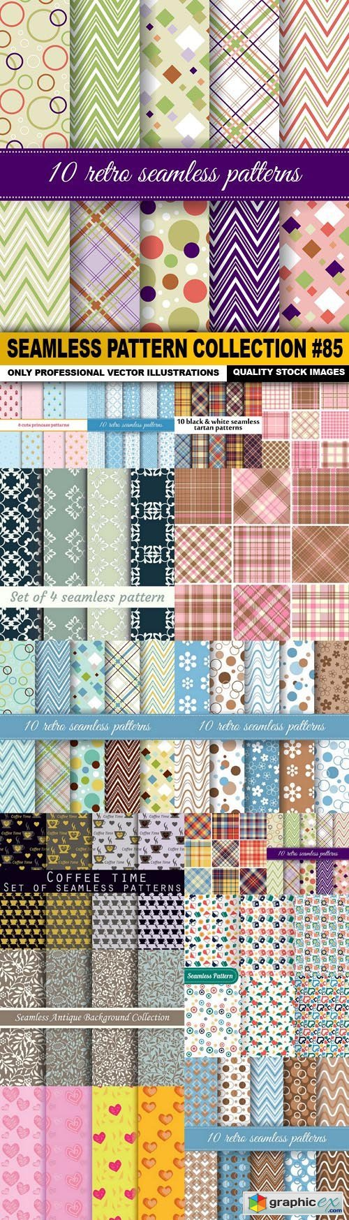 Seamless Pattern Collection #85