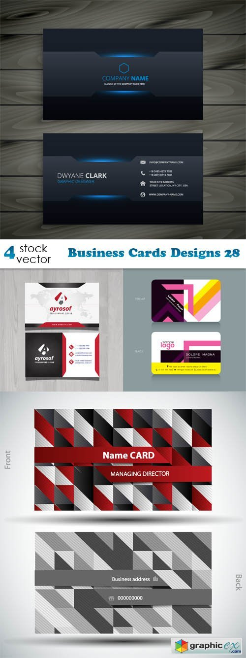 Business Cards Designs 28