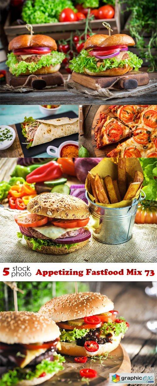 Photos - Appetizing Fastfood Mix 73