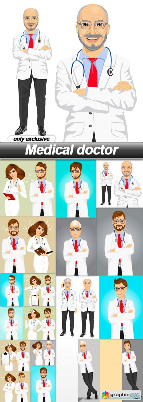 Medical doctor - 18 EPS