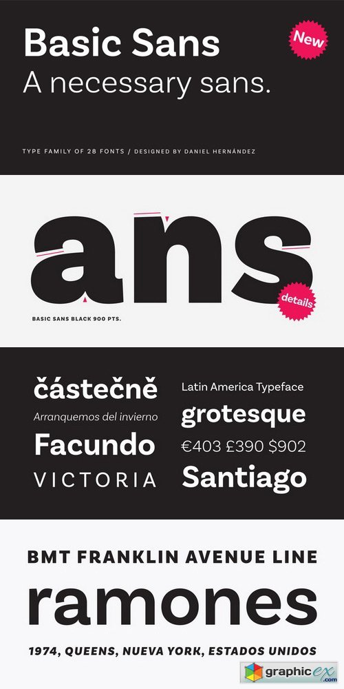Basic Sans Font Family Free Download Vector Stock Image Photoshop Icon