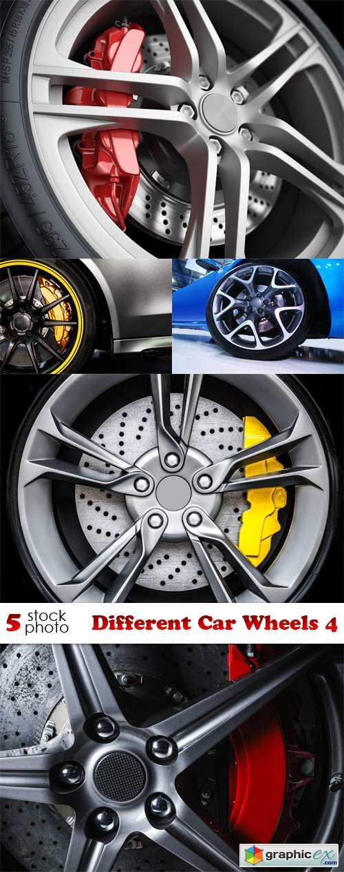 Photos - Different Car Wheels 4