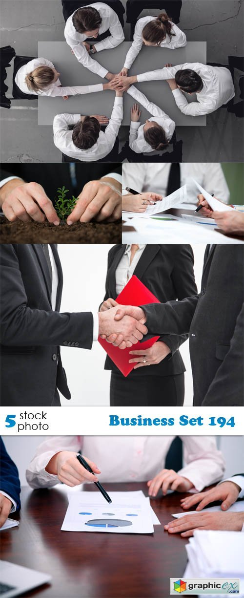 Business Set 194