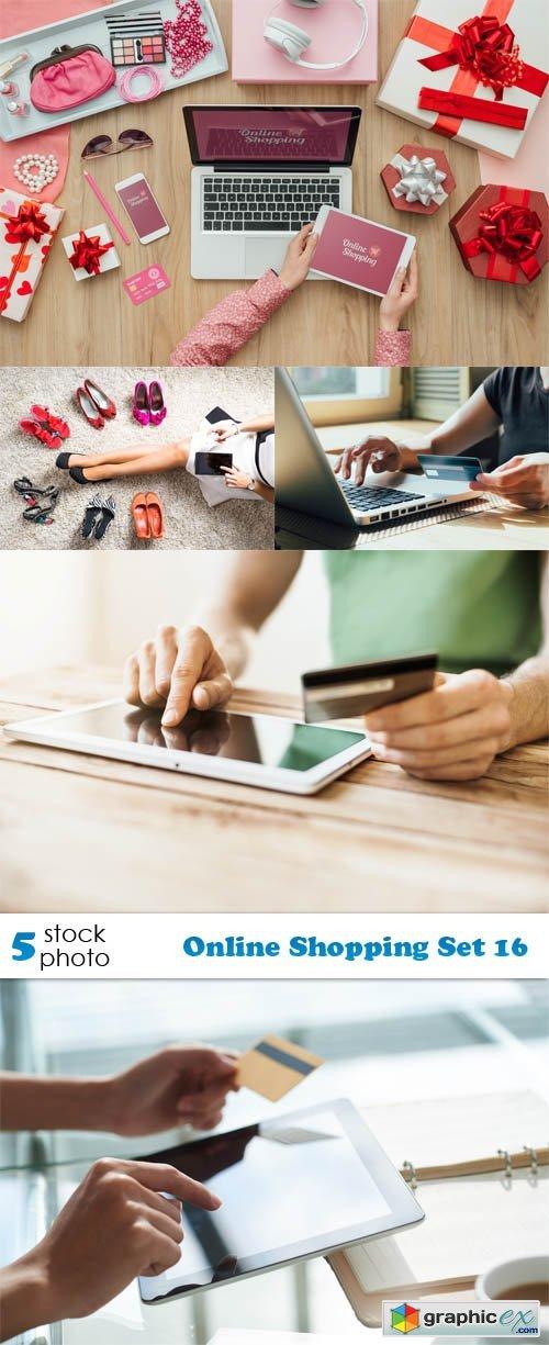 Online Shopping Set 16