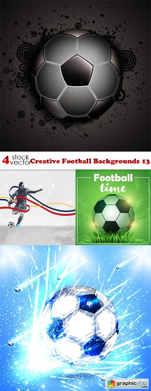 Creative Football Backgrounds 13
