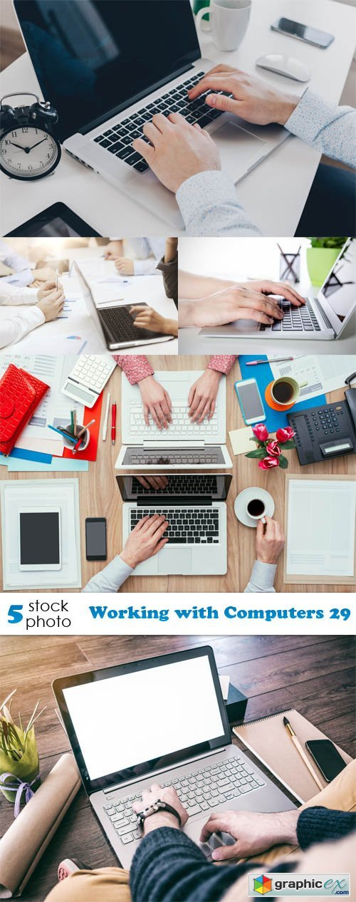 Working with Computers 29