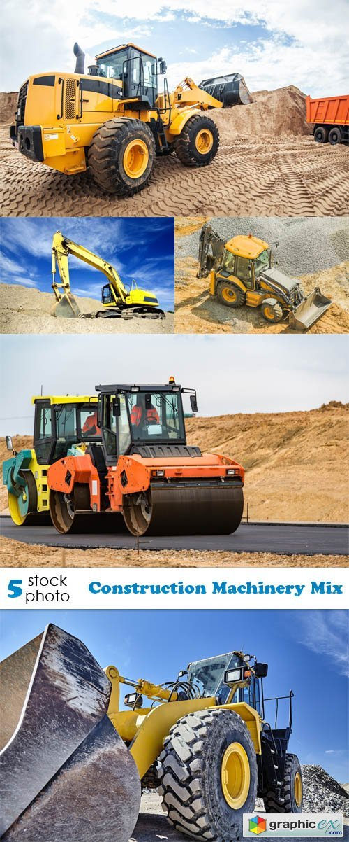 Construction Machinery Mix