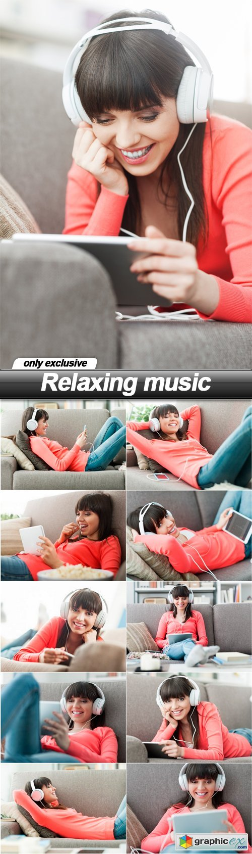 Relaxing music - 11 UHQ JPEG