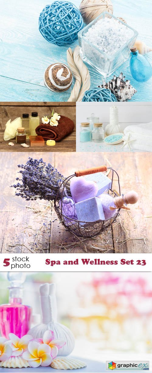 Spa and Wellness Set 23