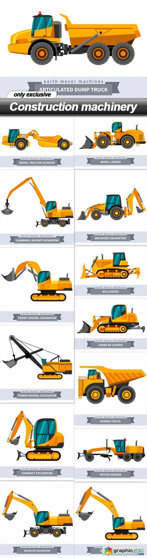 Construction machinery - 14 EPS