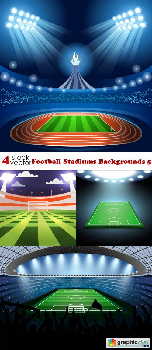 Football Stadiums Backgrounds 5