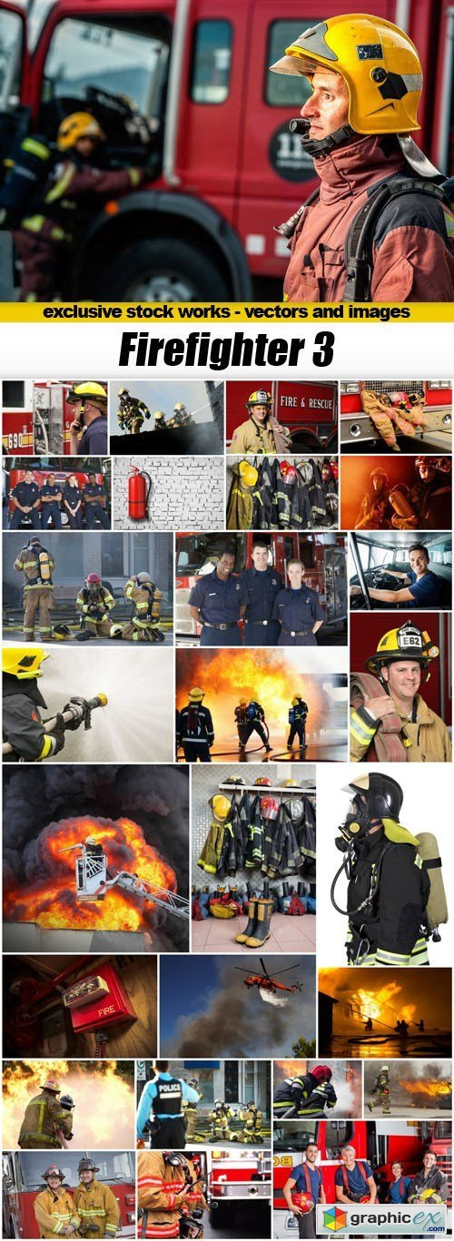 Firefighter 3 - 28xUHQ JPEG