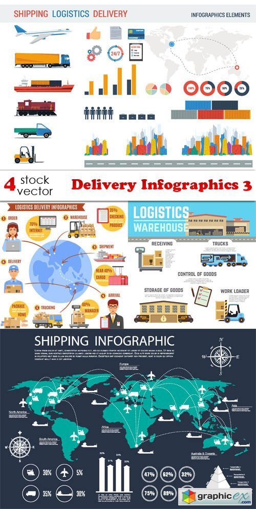 Delivery Infographics 3