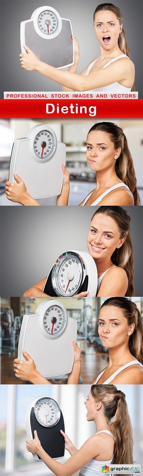 Dieting - 5 UHQ JPEG