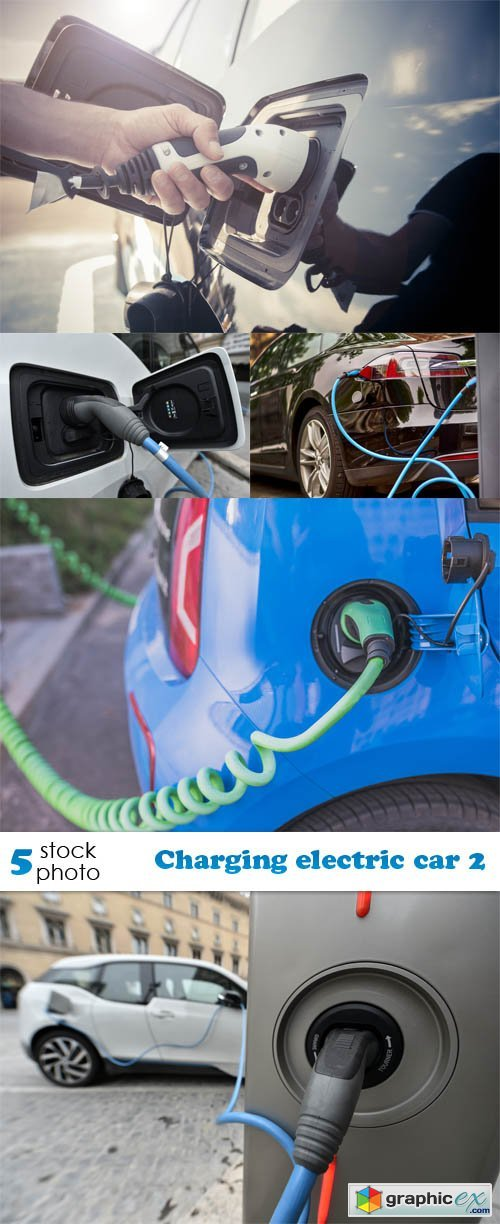 Charging electric car 2
