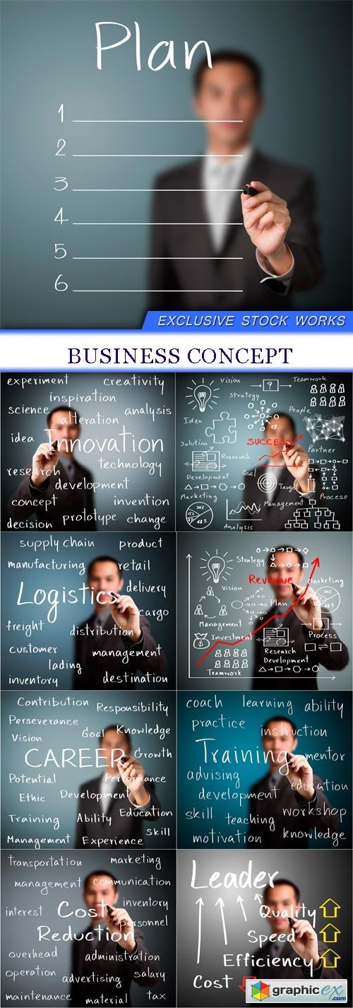Business Concept 9x JPEG