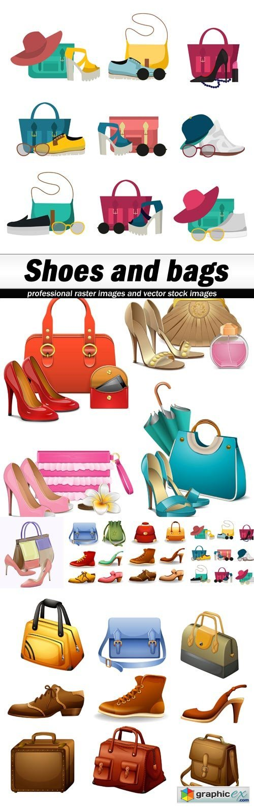 Shoes and bags - 5 UHQ JPEG