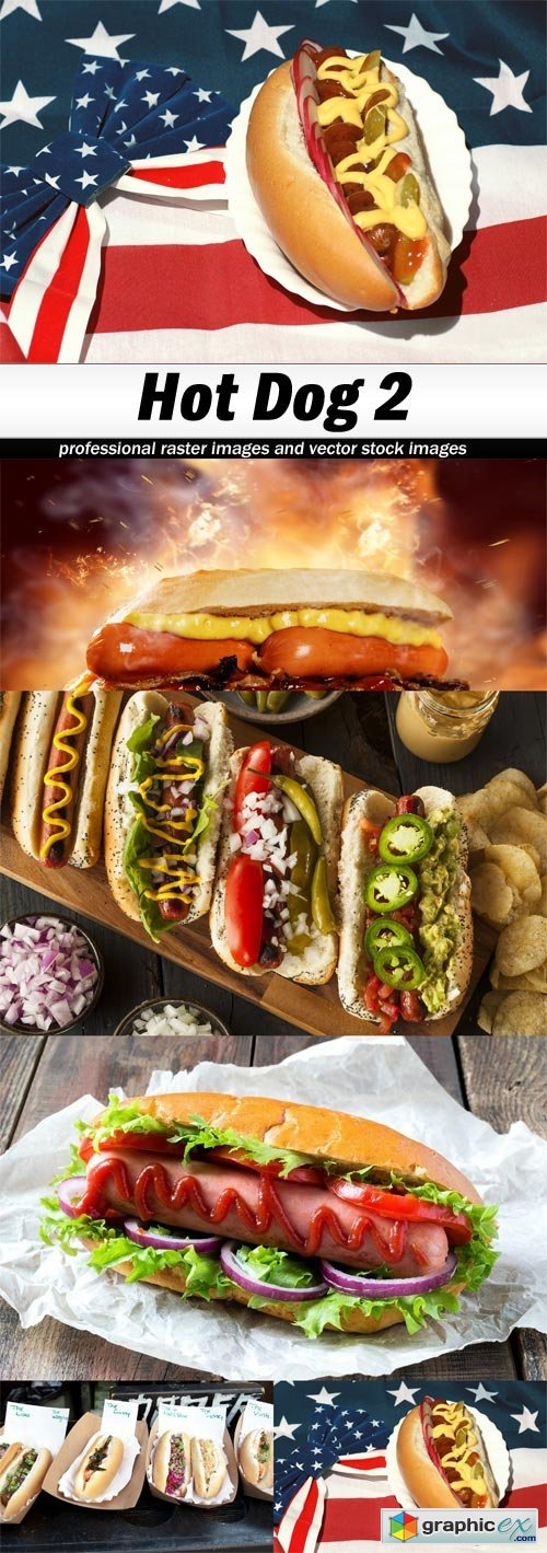 Hot Dog 2 - 5 UHQ JPEG