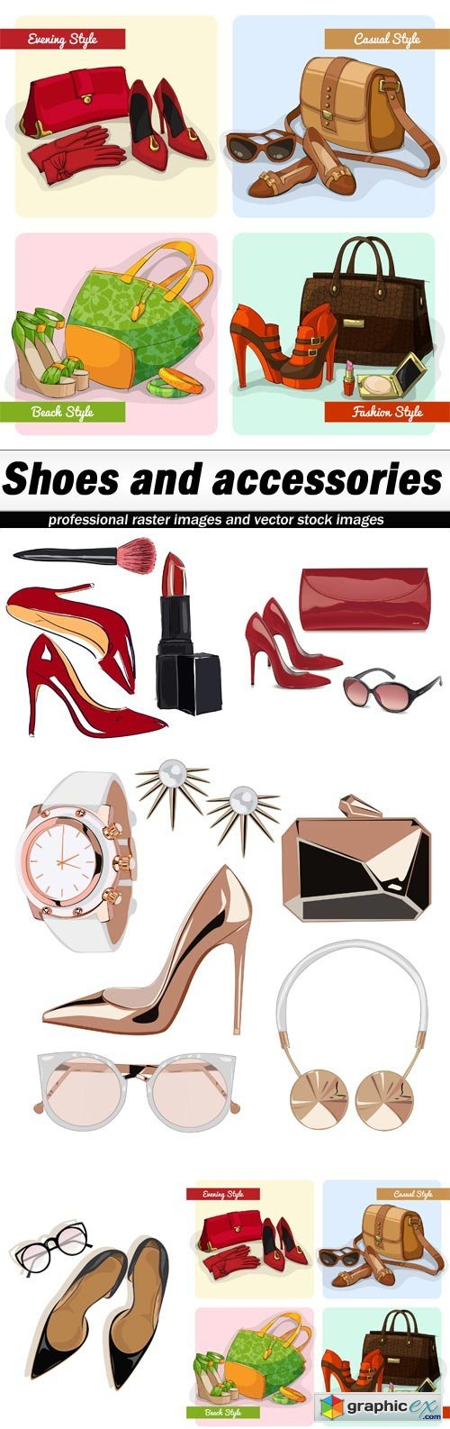 Shoes and accessories - 5 UHQ JPEG