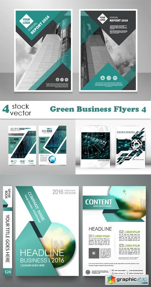 Green Business Flyers 4