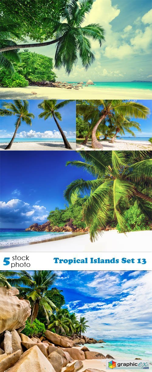 Tropical Islands Set 13