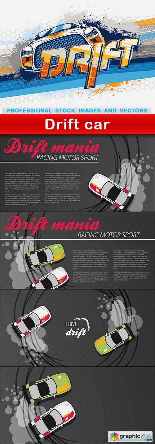 Drift car - 5 EPS