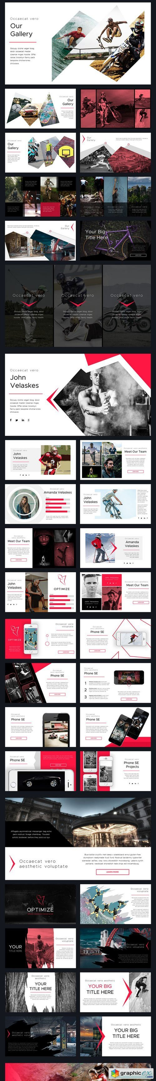 modern powerpoint template choice image - templates example free, Powerpoint templates