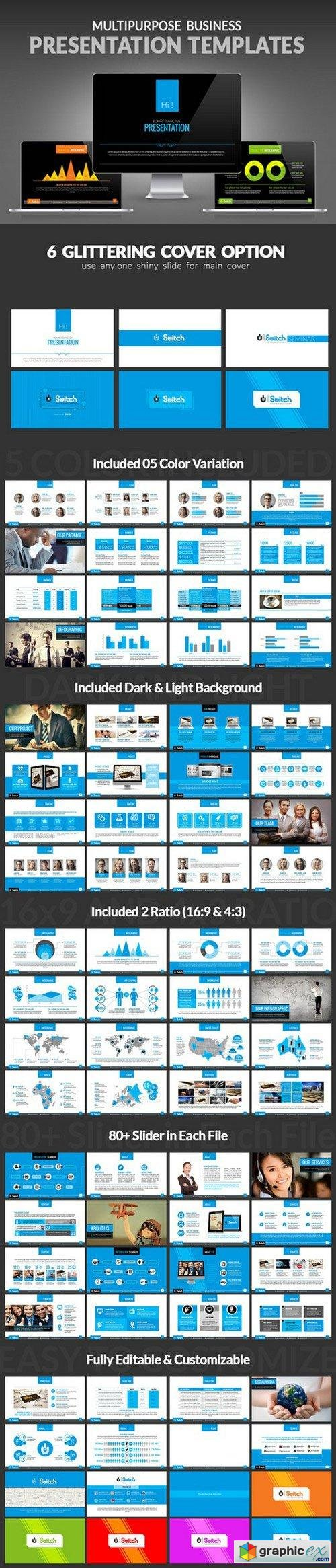 PowerPoint Presentation Template 895468