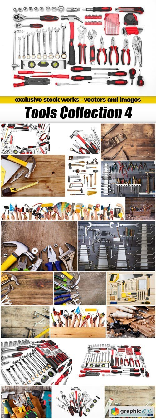 Tools Collection 4 - 22xUHQ JPEG