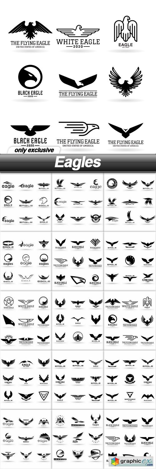 Eagles - 15 EPS