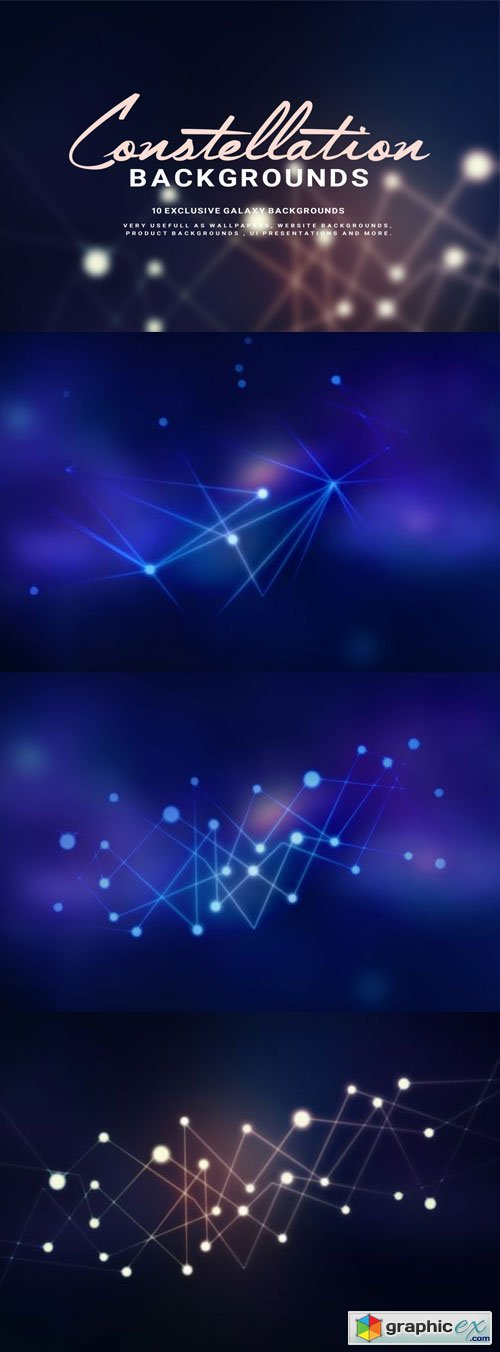 Constellation Backgrounds