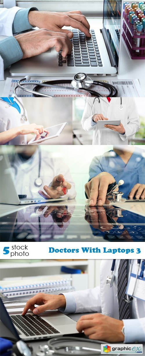 Doctors With Laptops 3