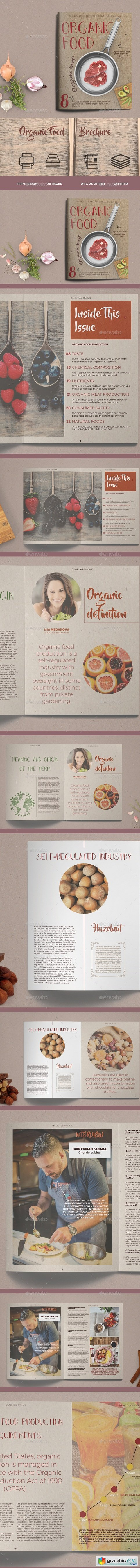 organic brochure Organic certification is the only system of food labeling that is subject to in- dependent public review and oversight, assuring consumers that toxic, syn- thetic pesticides used in conventional agriculture are replaced by manage.