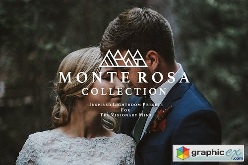 Rooke & Rover Crew - Monte Rosa Lightroom Presets Collection