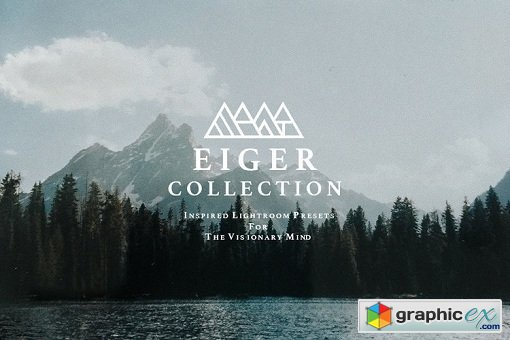 Rooke & Rover Crew - Eiger Lightroom Presets Collection