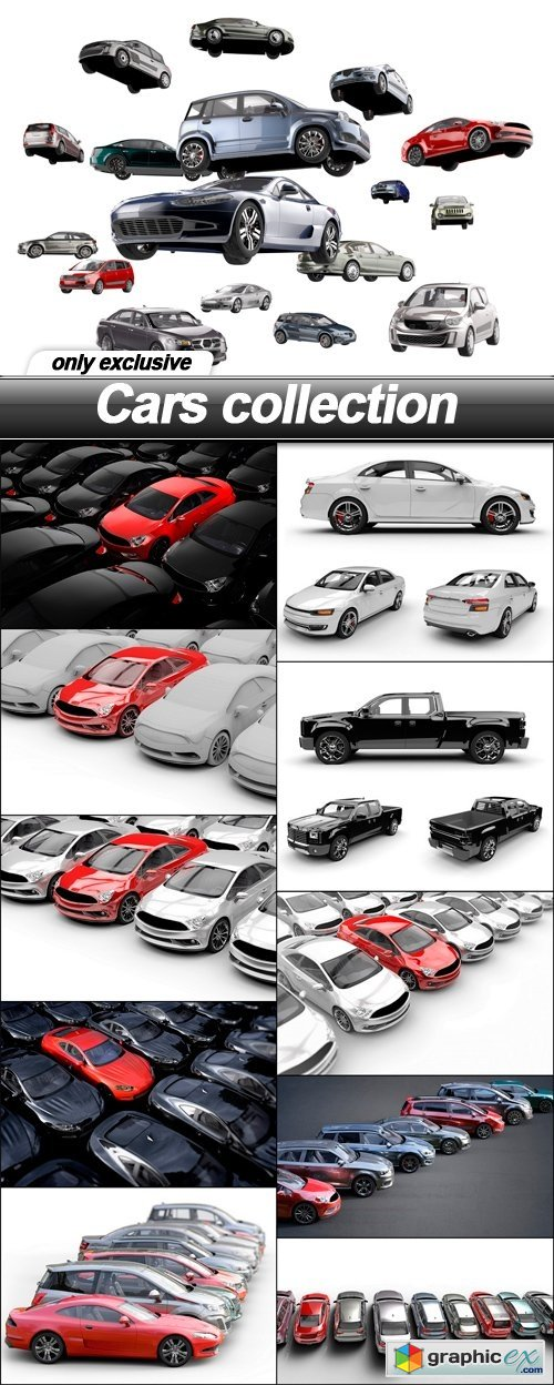 Cars collection - 11 UHQ JPEG