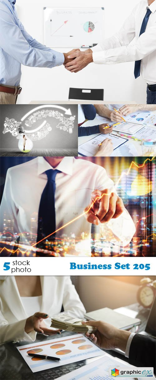 Business Set 205