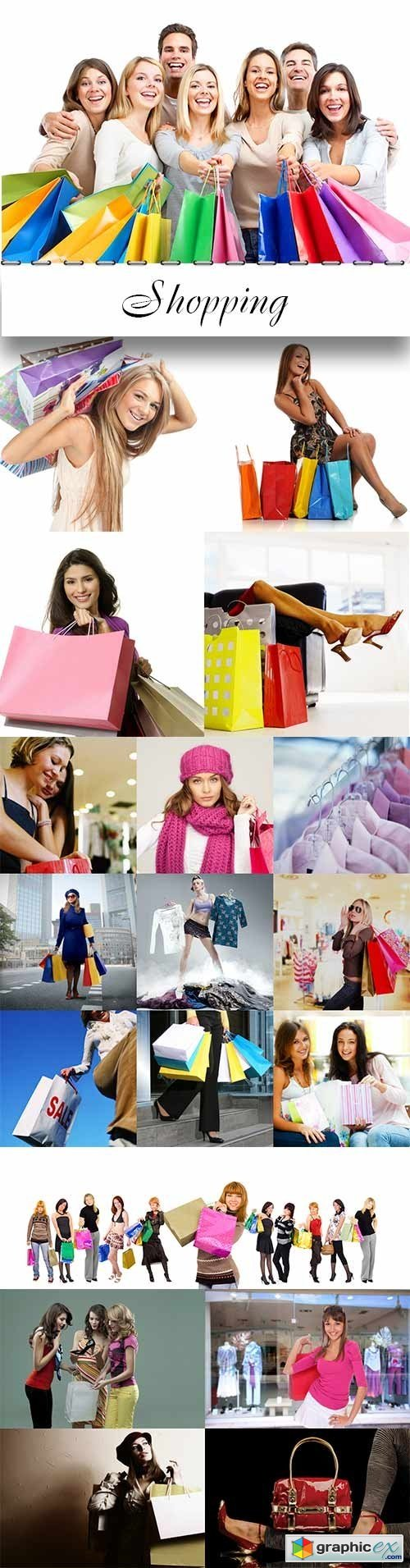 Shopping raster graphics