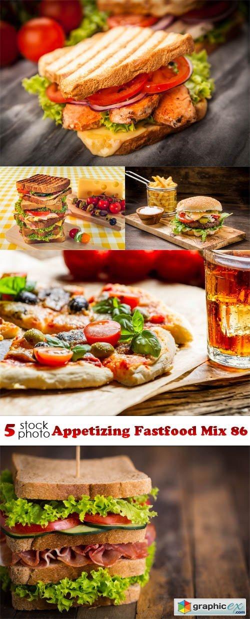 Appetizing Fastfood Mix 86