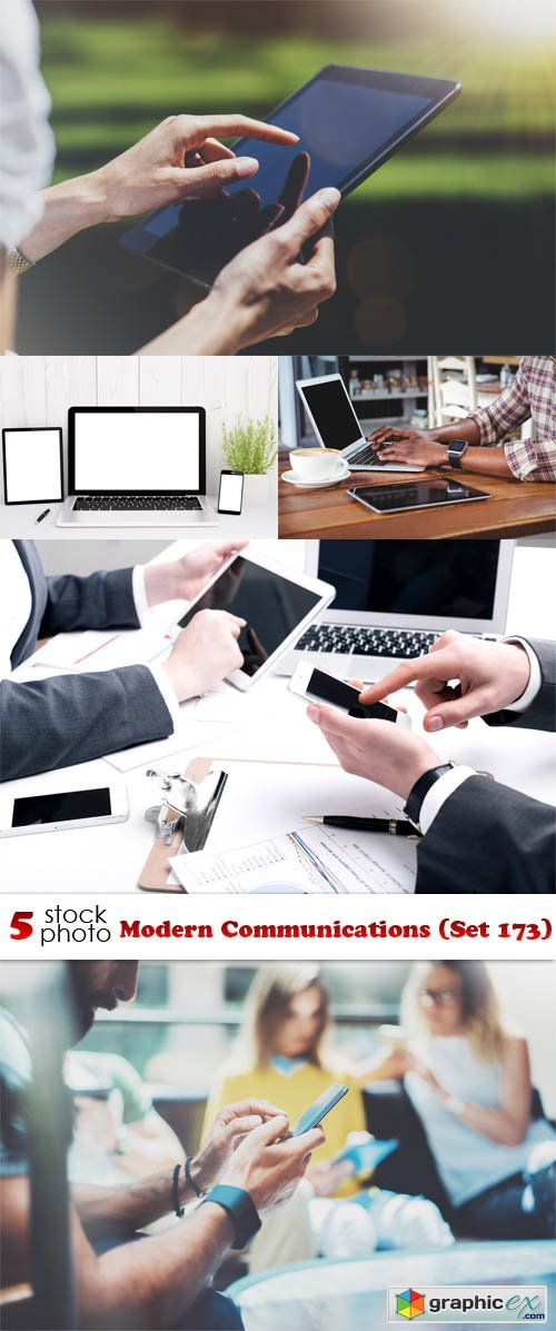 Modern Communications (Set 173)