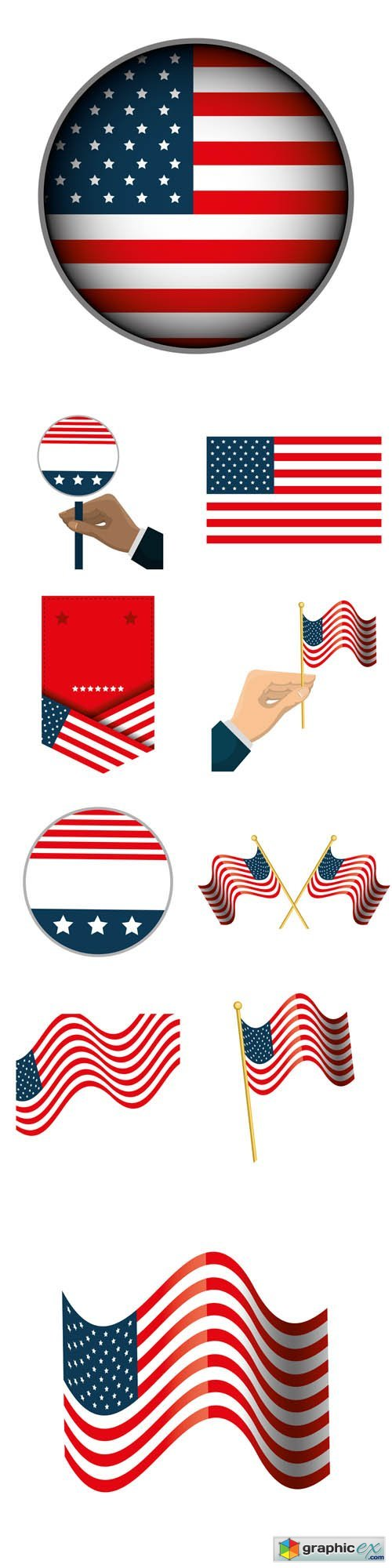 United States of America Emblems