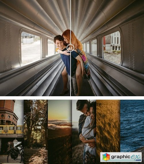 Tribe Archipelago Lightroom Presets Collection