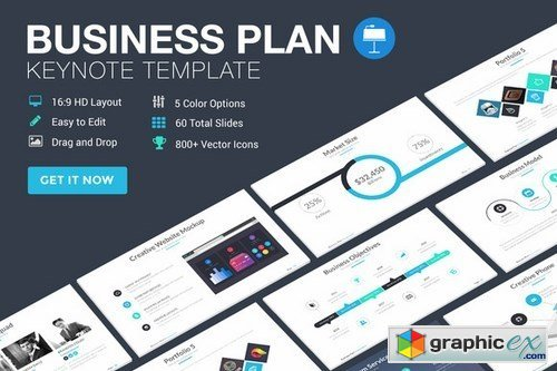Business plan keynote template free download vector stock image business plan keynote template fbccfo Choice Image