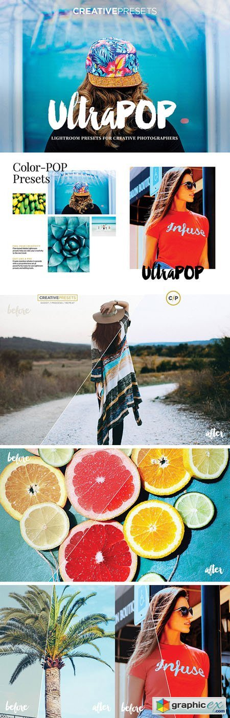 Vibrant Lightroom Presets for Creative Photographers