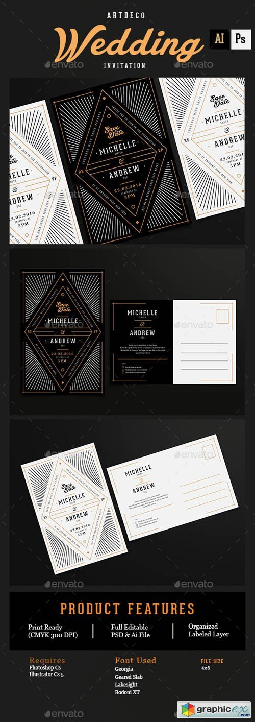 Postcards & Bussiness Card - Free Download Vector Stock Image ...